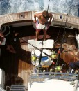 Port Douglas 36 foot black watch boat