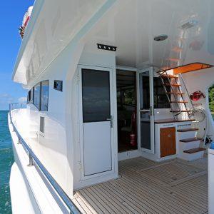 Luxury Barrier Reef Cruiser