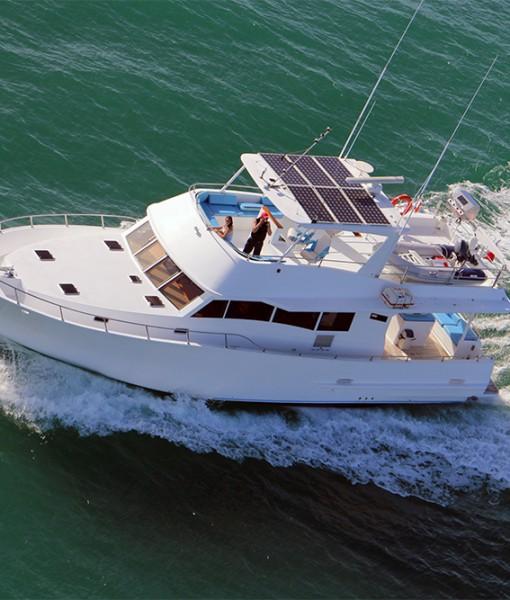 Luxury Barrier Reef Cruise