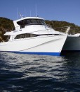 liveaboard diving catamaran