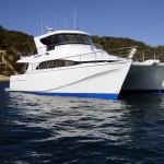 liveaboard diving catamaran
