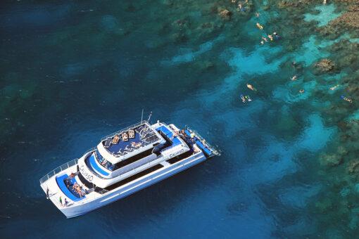 Agincourt Reef Diving