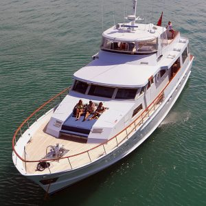 Luxury Liveaboard Fishing