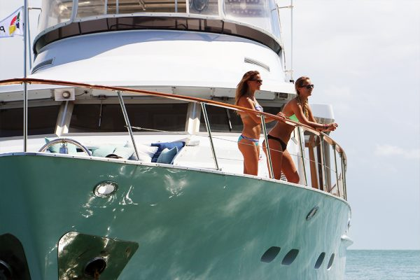 Luxury Liveaboard Fishing boat