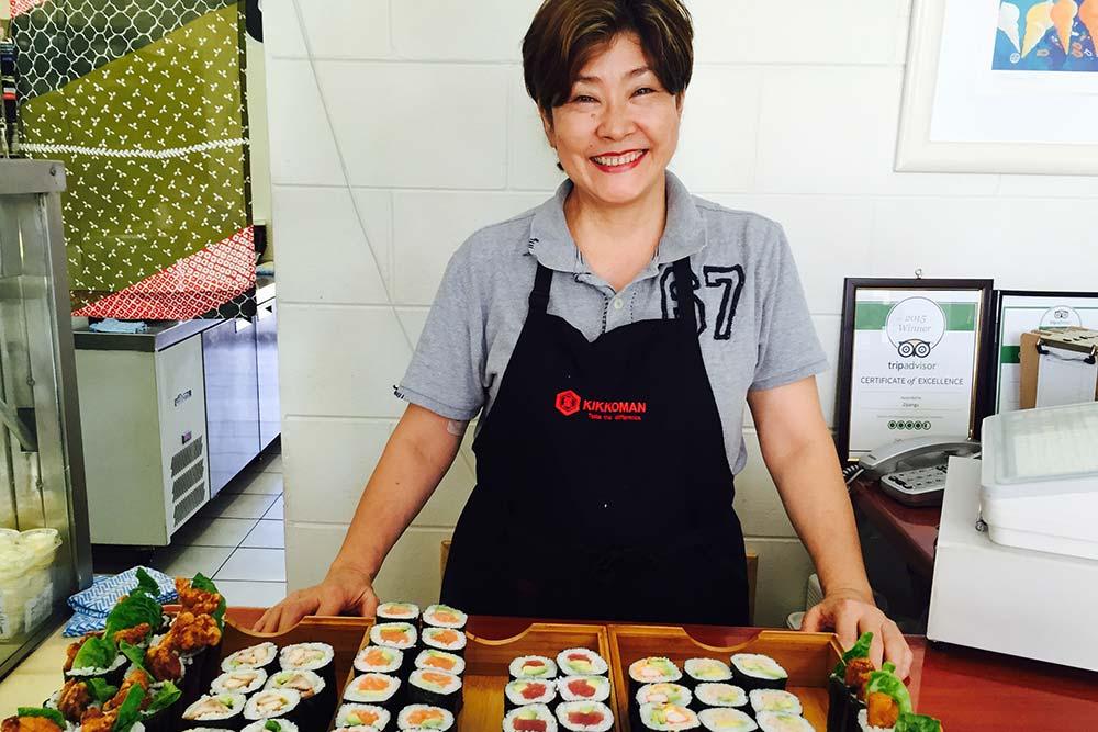 Zipangu Japanese Restaurant