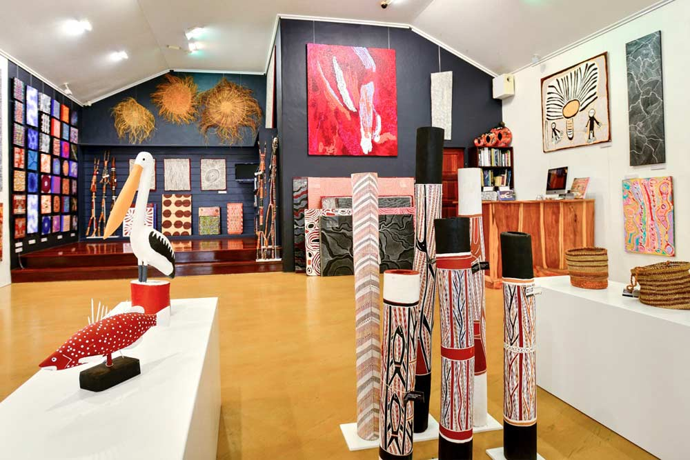 aboriginal art gallery