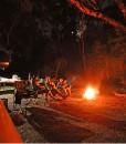 barramundi fishing safari camp