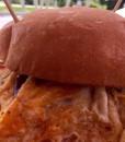 best hamburger from Lobo Loco