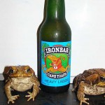 Iron Bar Cane toad races