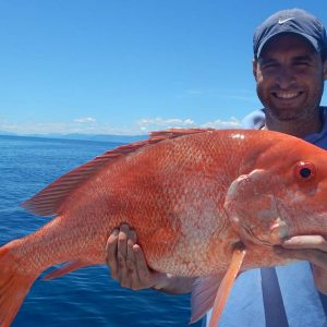 corporate fishing charter nannygai