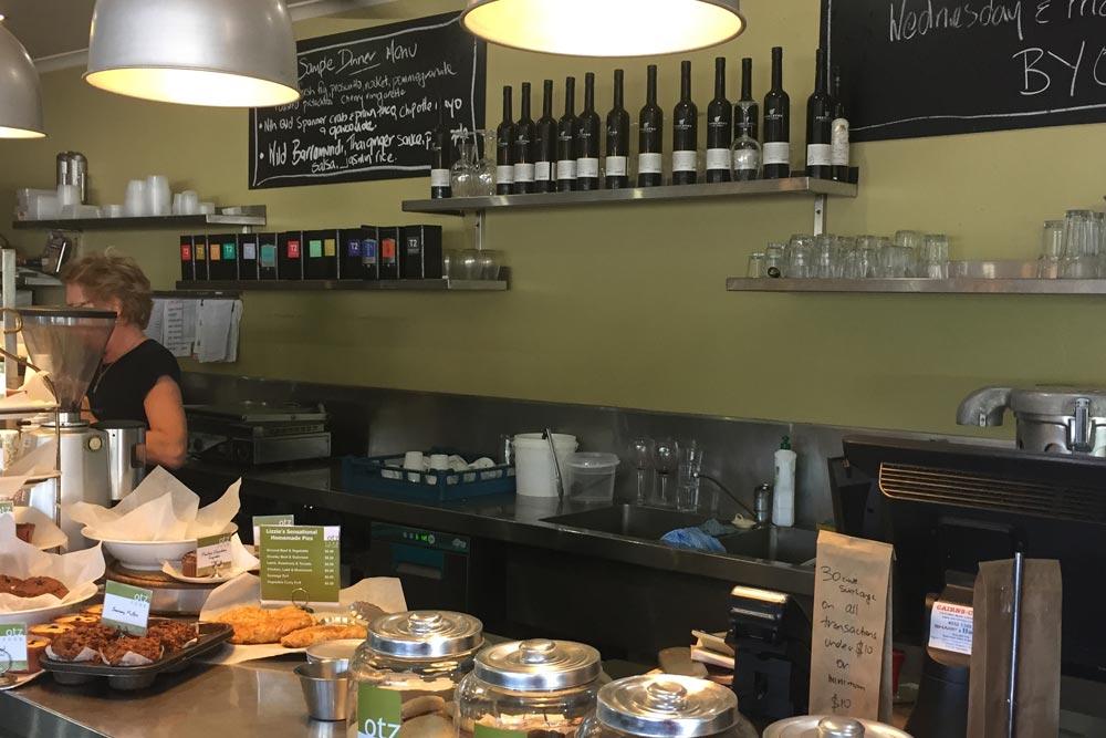 delicatessen cafe