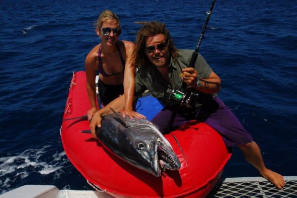 fishing safari tuna