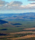 outback helicopter tour scenery