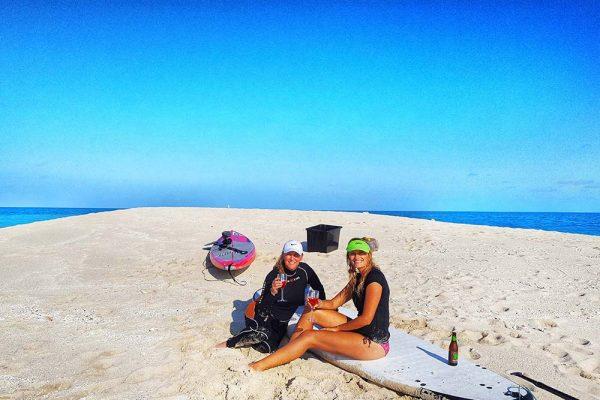 overnight sailing charter sand cay