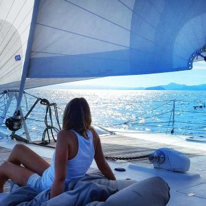 overnight sailing charter