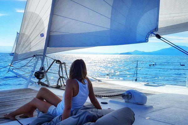 overnight sailing charter