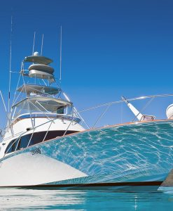 luxury game fishing boat Assegai