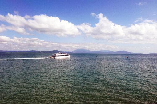 Port Douglas 65 foot catamaran opal reef