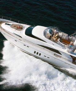 luxury reef tour boat