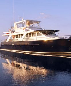Luxury Fishing Mothership