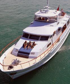 Luxury Liveaboard Fishing