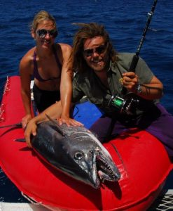 fishing safari tuna