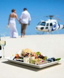great barrier reef helicopter tour