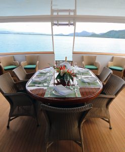 Luxury Liveaboard Fishing boat