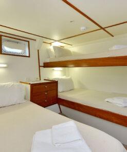luxury mothership cabin