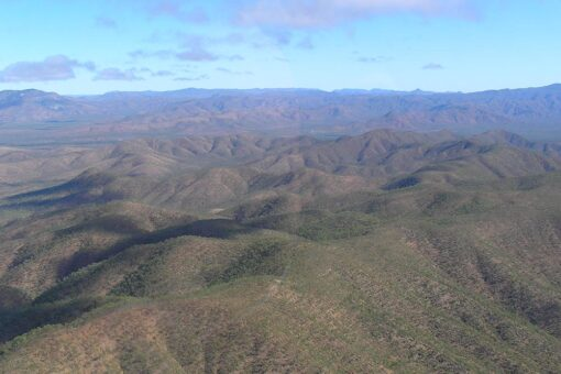 outback helicopter tour views