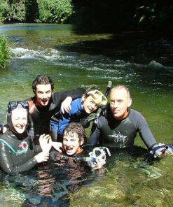 river drift snorkeling tour