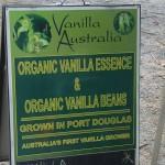 Vanilla Australia Sign